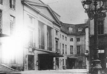 Deutsches Theater and Kammerspiele, Berlin, Schumannstraße. Photo: Akademie der Künste, Berlin, photo collection, No. 3503/430